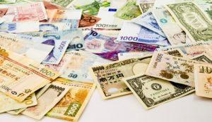 Valiutų keitykla